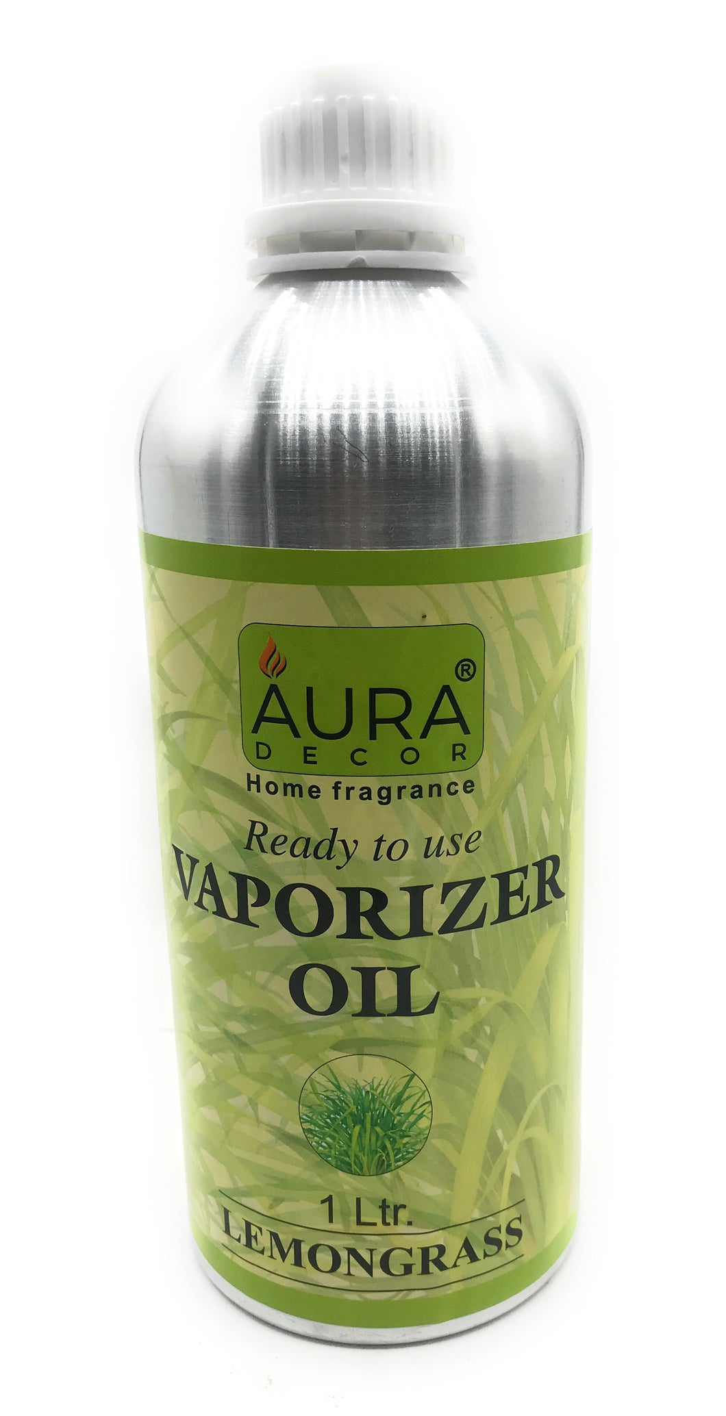 AuraDecor Ready to Use Vaporiser Oil LemonGrass 1 ltr - auradecor.co.in
