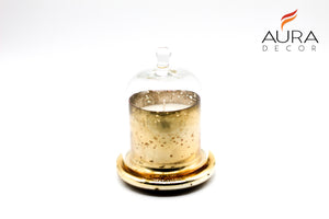 Bell Jar Candle - auradecor.co.in