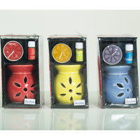 AuraDecor Set of 3 Aroma Oil Burner Bulk Buy Price - auradecor.co.in