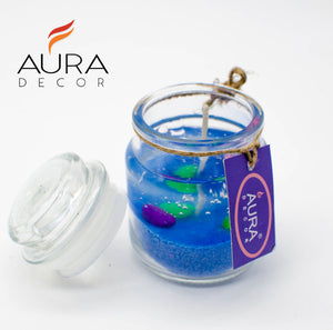 Gel Jar Candles - auradecor.co.in