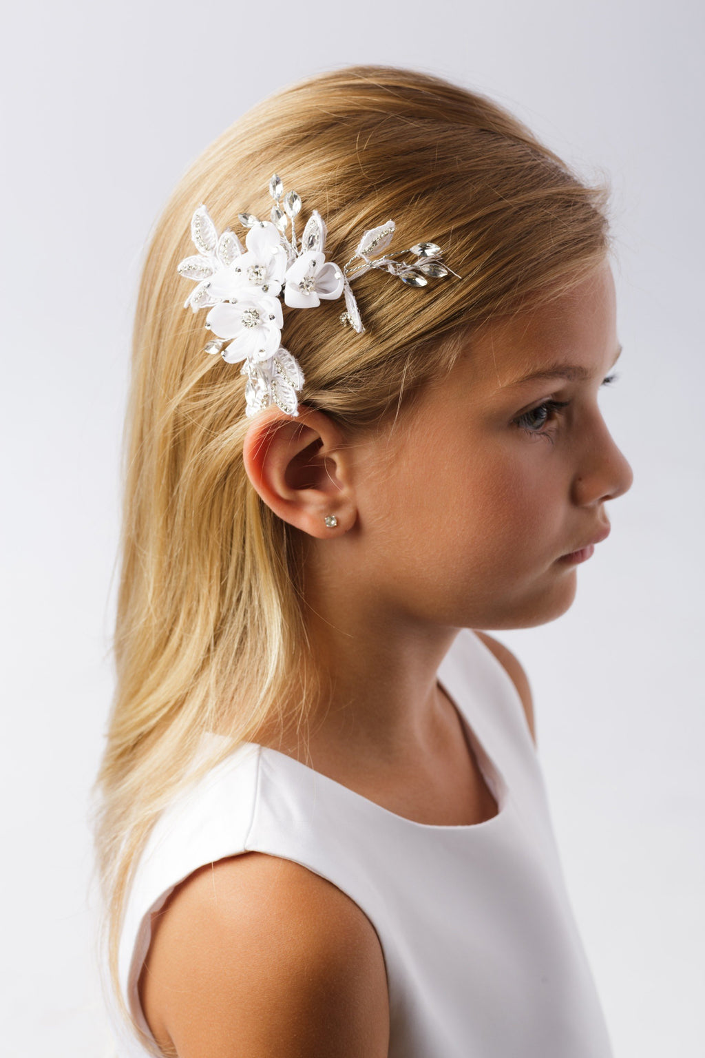 Ivory Bridal Hair Pin