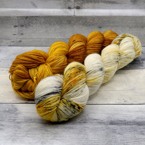 Sea Shanty Wrap - Yarn Pairings (Everyday Sock)