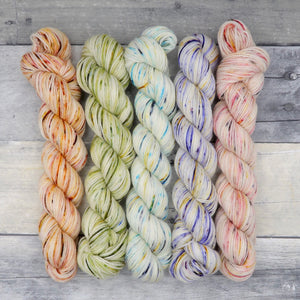 Affirmations Collection 250g skein set (Everyday Sock)