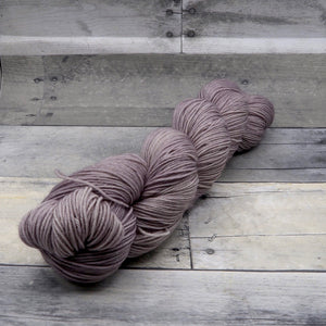OOAK (Everyday Sock, tonal) - grey with pink undertones