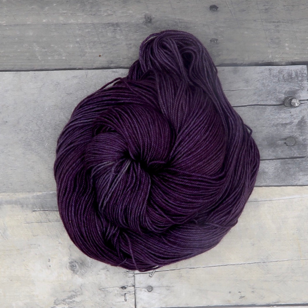 Deep Purple - Yak Sock Tonals - 50g