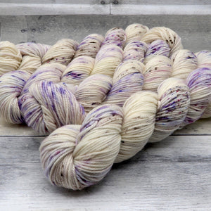I Know Myself Best (Merino DK, speckled variegated)