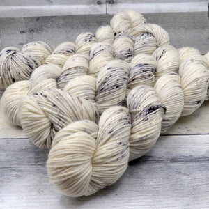 It is OK to Slow Down (Merino DK, speckled variegated)
