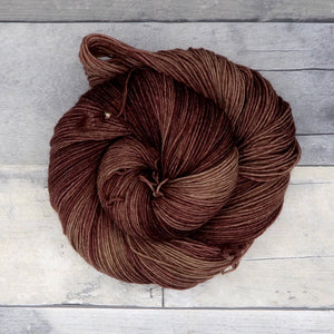 Chocolate - Tonal Yarn (Everyday Sock) -  50g