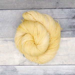 French Vanilla - Tonal Yarn (Everyday Sock) -  50g