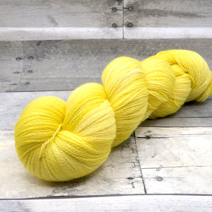 Sunflower - (Merino Lace) Tonal Yarn