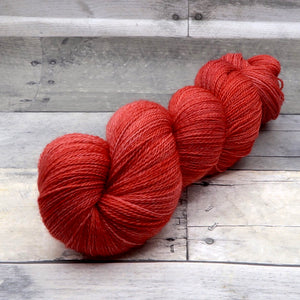 Muted Oxblood - (Merino Lace) Tonal Yarn