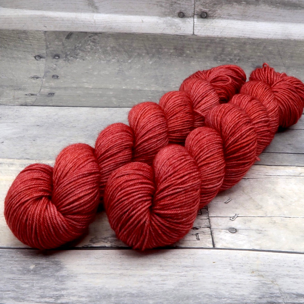 Muted Oxblood - 50g - Tonal Yarn (Everyday Sock)