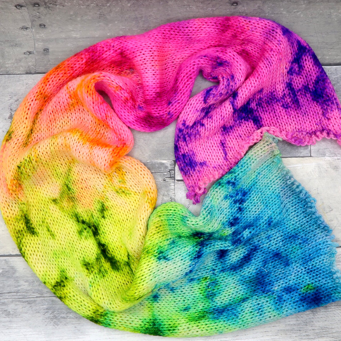 Bright-Bow - (speckle gradient pair)