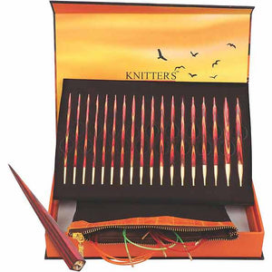The Golden Light - interchangeable needle gift set (Knitter's Pride)