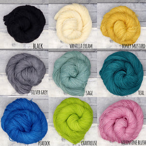 Tonal Yarn - Dyed to Order