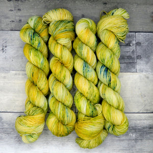 Spring Grass (Everyday Sock, variegated/speckle)