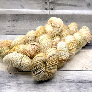 On a Crisp Morning- (Everyday Sock, speckled) 100g and 50g available