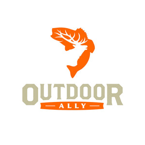 Outdoor Ally Elk and Bass Logo