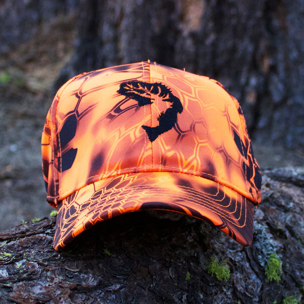 Black Inferno Kryptek Hat