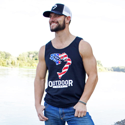 Men's Patriot Tank
