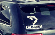 Outdoor Ally Logo Decal