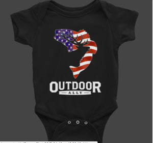 Outdoor Ally Onesie