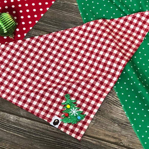 Christmas Pet Bandana