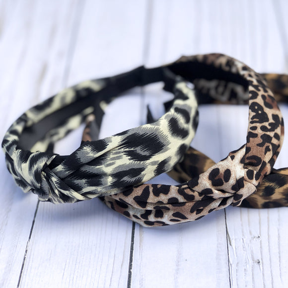 Animal Print Headbands