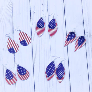 Patriotic Earring Collection