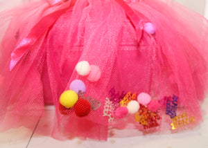 Birthday Hat & Tutu Set