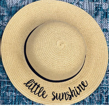 Load image into Gallery viewer, Little Sunshine Kids CC Beanie Sun Hat