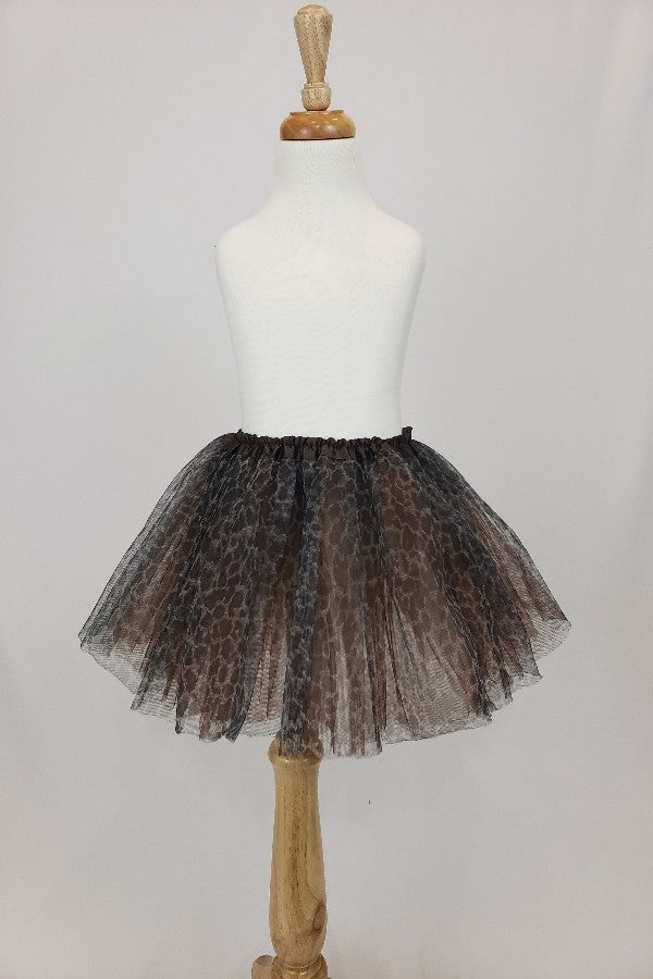 Toddler Cheetah Tutu