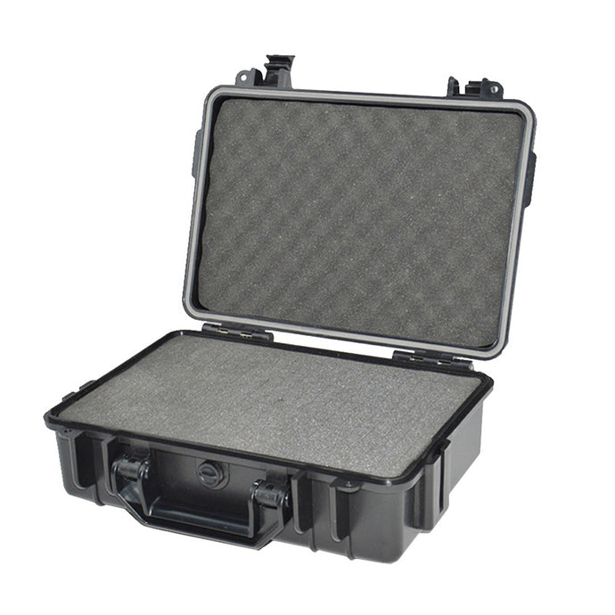 Gear, Waterproof Safety Case, ABS Plastic Tool Box, Sealed Safety Equipment Case