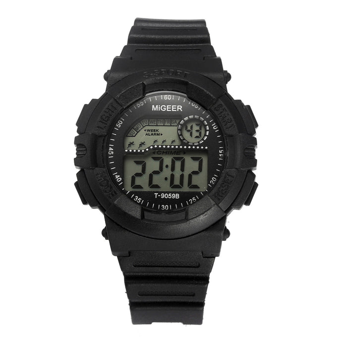 Waterproof Date LED Digital Sport Shock Quartz Analog Mens Military Wrist Watch