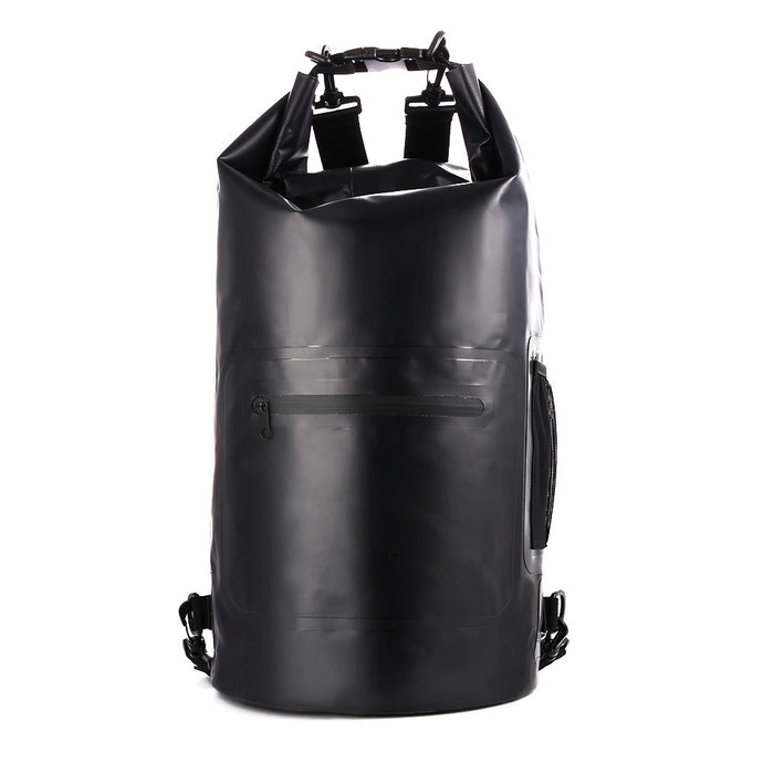 20L Waterproof Dry Bag Lightweight Roll Top Sack Floating Dry Gear Bag Sport Backpack for Kayaking, Beach, Boating, Hiking, Rafting, Swimming