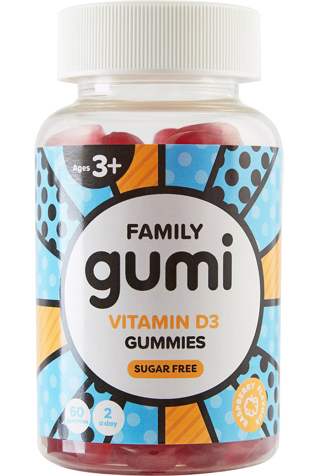 Gumi Family Vitamin D3