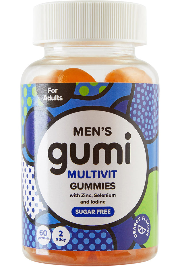 Gumi Men's Multivit