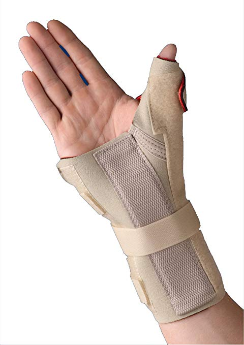 Thermoskin Wrist/Hand Brace With Thumb Splint