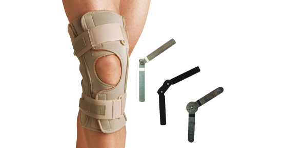 Thermoskin Knee Brace Open Wrap