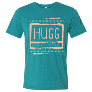 HUGG Fashion Fuels Change Tshirt