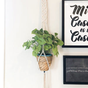 Simple Diamant Plant Hanger