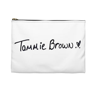 Tammie Brown Facial Wipe Makeup Bag