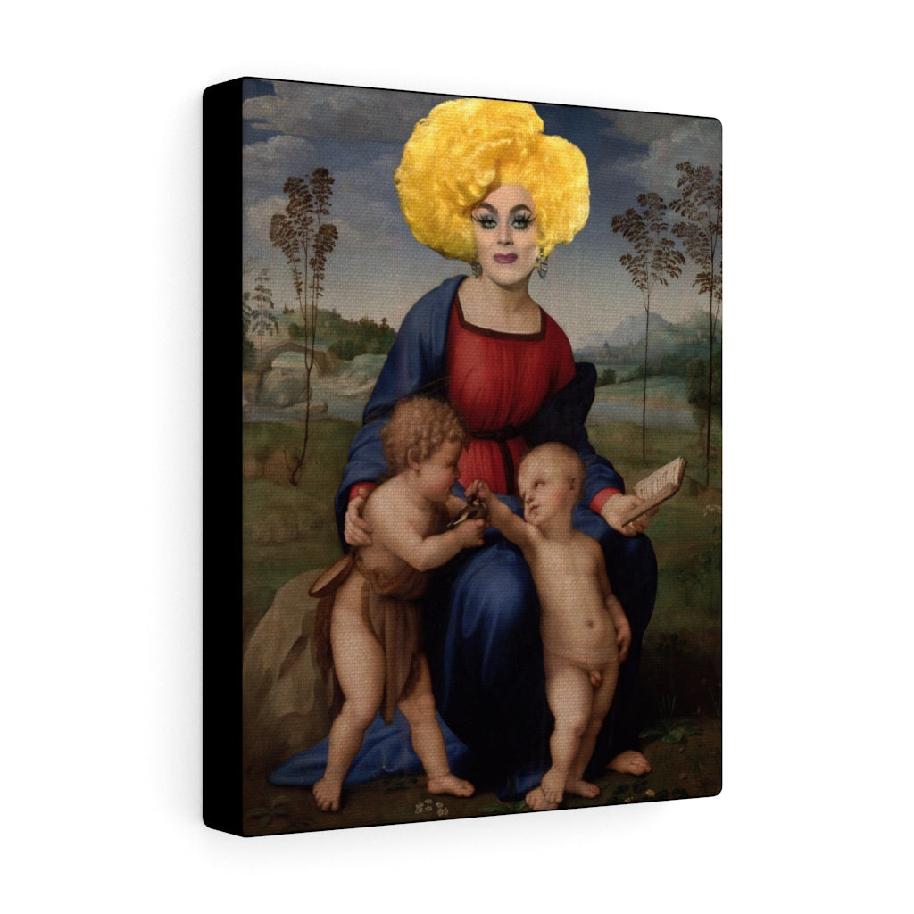 Tammie Brown Renaissance Wrapped Canvas