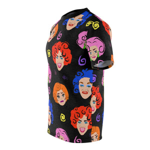 Tammie Brown Unisex Faces Shirt