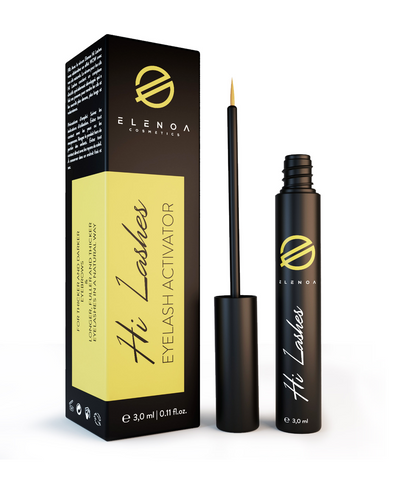 Elenoa Hi Lashes Wimpernserum - Single Pack