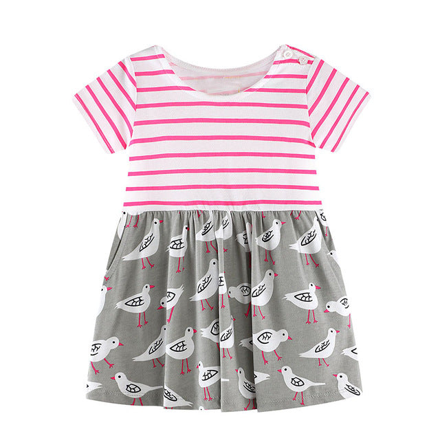 1900651d4f04a Baby Girls Dress 2018 Summer - Lots of Styles!