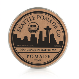 Seattle Pomade Co. Certified Organic Pomade