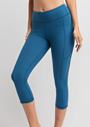 MADE TO MOVE HIGH WAISTED LEGGINGS - ASSORTED COLORS