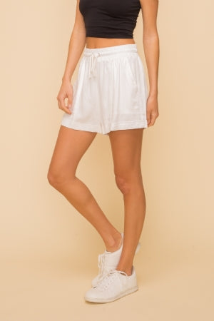 DARLING DAY DRAWSTRING SHORTS