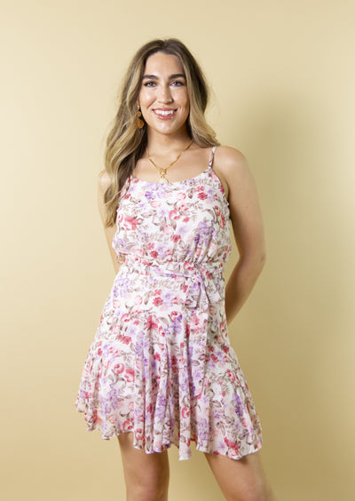 IN THE GARDEN FLORAL DRESS